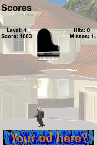 Screenshot Drop a Piano on a CEO (free)