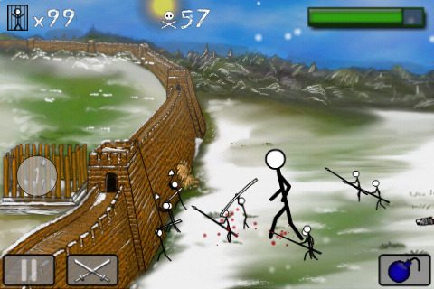 StickWars Screenshot 3